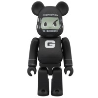 100% Be@rbrick G-Shock Man (2013)