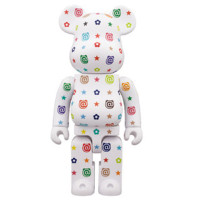 100 Bearbrick Multi Color 2012