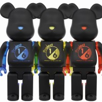 400 Bearbrick Project 16 3 in 1 (2013)