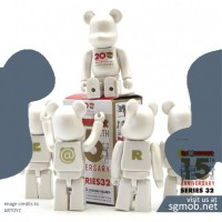 100 Bearbrick Basic Series 32 2