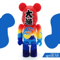 100 Bearbrick Flag Series 30 (2015)