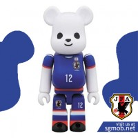 100 Bearbrick Japan National Team