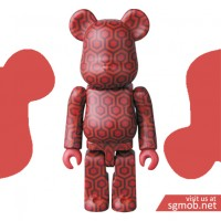 100 Bearbrick Pattern Series 33