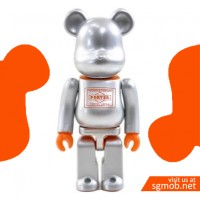 100 Bearbrick Porter Series 29 (2014)