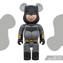 1000% Bearbrick Batman Justice League ver (July 2018)
