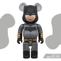 400% Bearbrick Batman Justice League ver (July 2018)