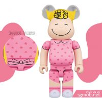 400 Bearbrick Sally Brown (June 2018)