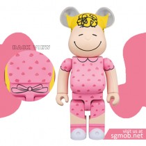 400% Bearbrick Sally Brown (June 2018)