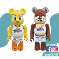 100 Bearbrick Tweety & Tasmanian Devil Pack (Dec 2018)
