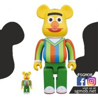 400 100 Bearbrick Bert (Jan 2019)