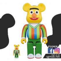 400% & 100% Bearbrick Bert (Jan 2019)