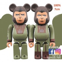 (PO) 100% Bearbrick Cornelius & Zira 2pack (Oct 2019)