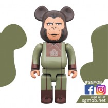 400% Bearbrick Zira (Oct 2019)