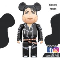 1000 Bearbrick Michael Jackson Bad ver (Dec 2019)