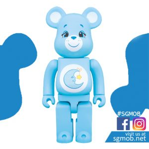 (PO) 400% Bearbrick Bedtime Bear (Dec 2019)