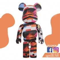 1000% Bearbrick Andy Warhol The Last Supper ver (Feb 2020)