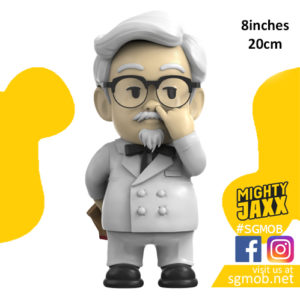 Picky Eaters: The Grandpa by Po Yun Wang (2021)